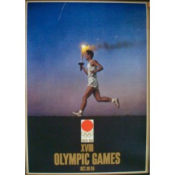 Tokyo 1964 Summer Olympics...