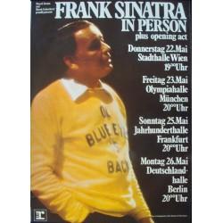 Frank Sinatra: German Tour...