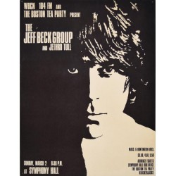 Jeff Beck Group: Boston 1969