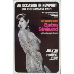 Barbra Streisand: Newport...