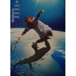 Barcelona 1992 Olympics Tennis