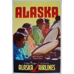 Alaska Airlines Eskimo...