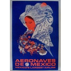 Aeronaves de Mexico Oaxaca...