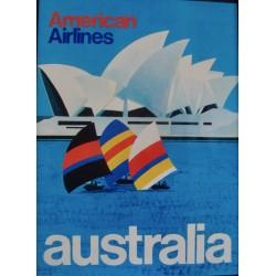 American Airlines Australia...