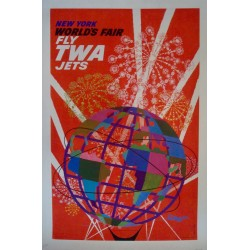 TWA New York World's Fair...