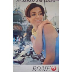 Japan Airlines Rome (1970)