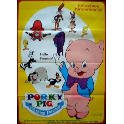 Porky Pig and Friends (German)