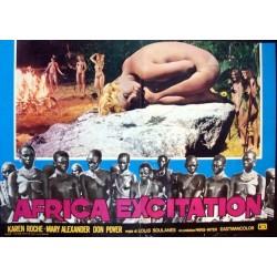 Africa Erotica (fotobusta)