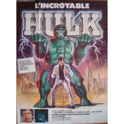 Incredible Hulk (French...