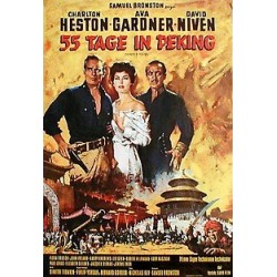 55 Days At Peking (German)