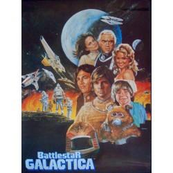 Battlestar Galactica...