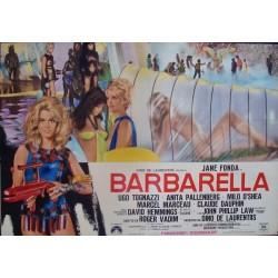 Barbarella (Fotobusta 3)