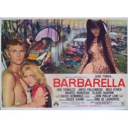 Barbarella (Fotobusta 6)
