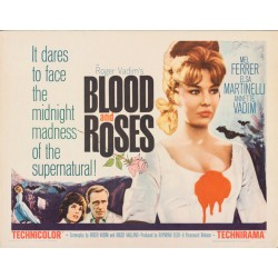Blood And Roses - Et mourir...
