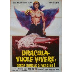 Blood For Dracula (Italian 2F)