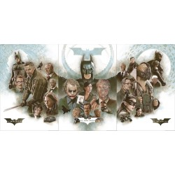 Dark Knight: Trilogy (R2020)