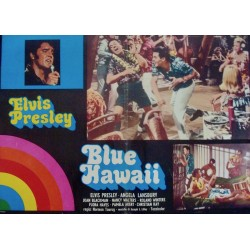 Blue Hawaii (R72 fotobusta 3)