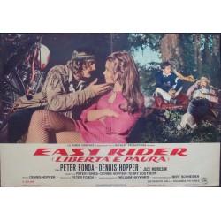 Easy Rider (Fotobusta 2)
