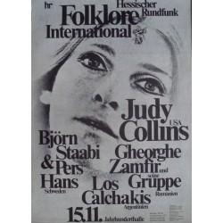 Judy Collins: Frankfurt 1971