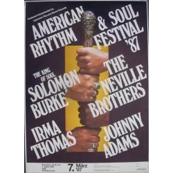 American Rhythm And Soul...