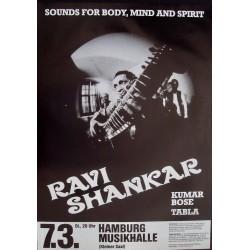 Ravi Shankar: Hamburg 1976