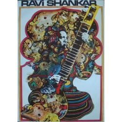 Ravi Shankar: German Tour...