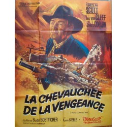 Ride Lonesome (French Grande)