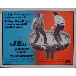 Gunfight (Half sheet)