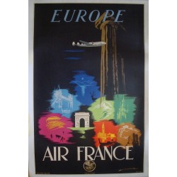 Air France Europe (1950 - LB)
