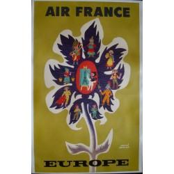 Air France Europe (1956 - LB)