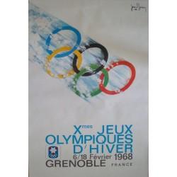Grenoble 1968 Olympics