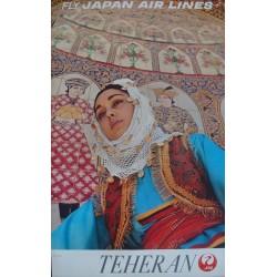 Japan Airlines Teheran (1968)