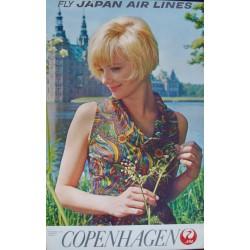 Japan Airlines Copenhagen...