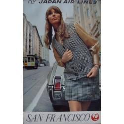 Japan Airlines San...