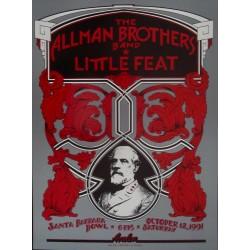 Allman Brothers: Santa...