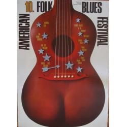 American Folk and Blues...