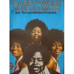 Barry White: German Tour 1975