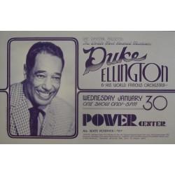 Duke Ellington: Ypsilanti 1974