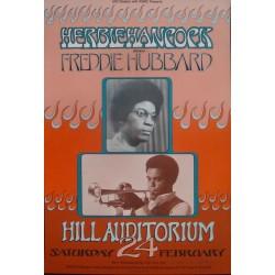 Herbie Hancock: Ann Arbor 1973