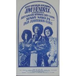 Jimi Hendrix: Flint 1968...