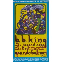 RGP 103: B.B. King (Postcard)