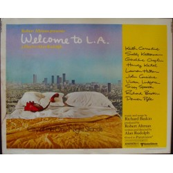 Welcome to L.A. (Half sheet)