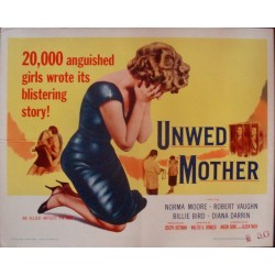 Unwed Mother (Half sheet)