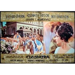 Cleopatra (R72 fotobusta 3)