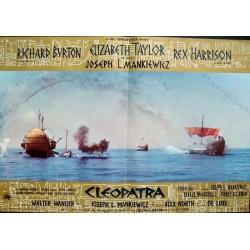 Cleopatra (R72 fotobusta 4)