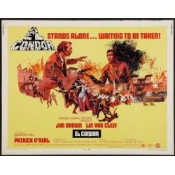 El Condor (Half sheet)