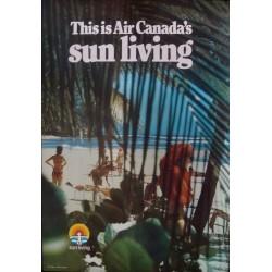 Air Canada Sun Living (1972)