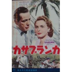 Casablanca (Japanese Ad R62 A)