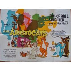 Aristocats (British Quad)