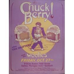 Chuck Berry: Ypsilanti 1972